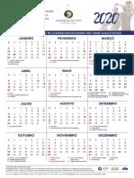Calendário AD 2020-A3 GRÁFICA