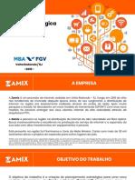 Zamix - FGV - Gestão Estratégica