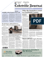 The Lakeville Journal - January 30, 2020