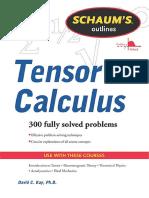 Tensor calculus Kay