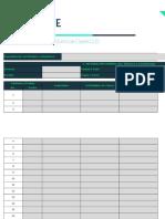 FAC-F-01 Batería de Formatos para Gestión CLEI V1