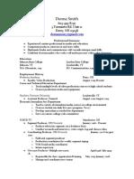 resume2020