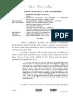 Decisão do STJ que autoriza a divulgação dos resultados do Sisu