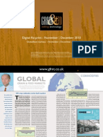 Globalfeed markets - November | December 2010