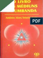 o Livro Dos Mediuns de Umbanda