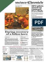 San Francisco Chronicle, September 15, 2019