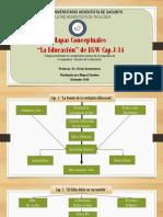 Mapas Filosofía de la Educacion  Miguel Camino