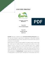 Country Profile Romaina