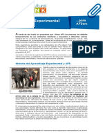 Aprendizaje Experimental ...para AFSers (2011).pdf