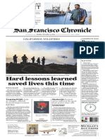 San Francisco Chronicle, November 3, 2019