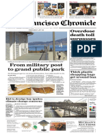 San Francisco Chronicle, December 1, 2019