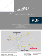 Brochure La Masia oct'18