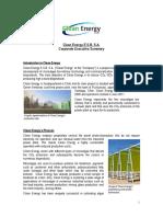 Clean Energy- Executive Summary.pdf