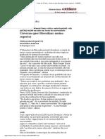 Folha de S.Paulo - Governo quer liberalizar ensino superior - 31_08_97
