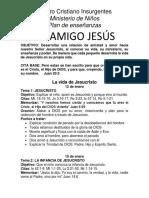 clases biblicas para niños