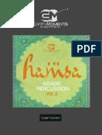 EarthMoments - Hamsa Vol. 02 - Arabic Percussion.pdf
