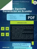 NGN EN ECUADOR