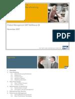 SAP BI Data Warehousing