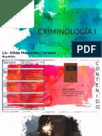 CRIMINOLOGÍA I. -INTRODUCCIÓN.pptx