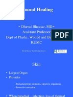 Wound Healing Basic Concepts Bhavsar