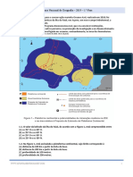 Geografia - Exame Nacional 2019 - 1Fase - Zona Económica Exclusiva (ZEE)