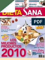 Revista Dieta Sana Diciembre 2010
