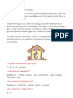 Calcola La Tua Impronta Ecologica