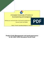 Pcm in Esf 2007-2013def