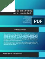 ESTRUCTURA DE UN SISTEMA SERVO CONTROLADO IMI91