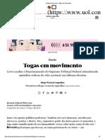 A Revista dos Livros - Togas em movimento.pdf