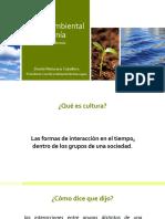Cultura ambiental y ciudadanía