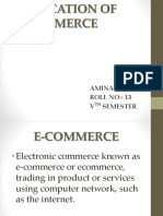 APPLICATION OF E-COMMERCE.pptx