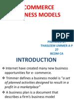 E-COMMERCE BUSINESS MODELS.pptx