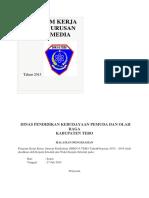 PROGRAM KERJA KETUA JURUSAN.docx