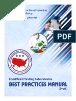 PFP LTG Food Feed Testing Laboratories Best Practices Manual Draft.pdf