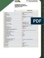 Trifásicos de Distribución Clase 6kV 15kV y 25kV TAP 2