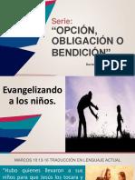 EVANGELIZANDO A LOS NIÑOS