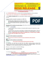 20200129-PRESS RELEASE Mr G. H. Schorel-Hlavka O.W.B. ISSUE – Re Federal Bush Fire Task Force