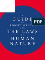 The Laws of Human Nature - Guide by Robert Greene