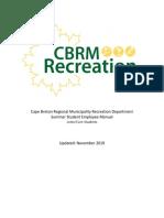 cbrm employee manual - final updated