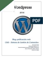 Manual WordPress chingon
