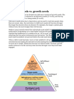 abraham harold maslow hierarchy of needs.docx