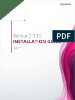 BioStar2.7.10 Installation Guide