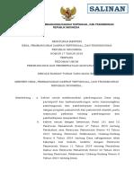 PermenDesaPDTT No 17 Thn 2019 ttg Pedoman Umum Pembangunan Pemberdayaan Mas