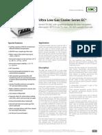 M&C EC30C Ultra Low Gas Cooler - Datasheet.pdf