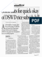 Business Mirror, Jan. 29, 2020, Solon bats for quick okay of DSWD rice subsidy bill.pdf
