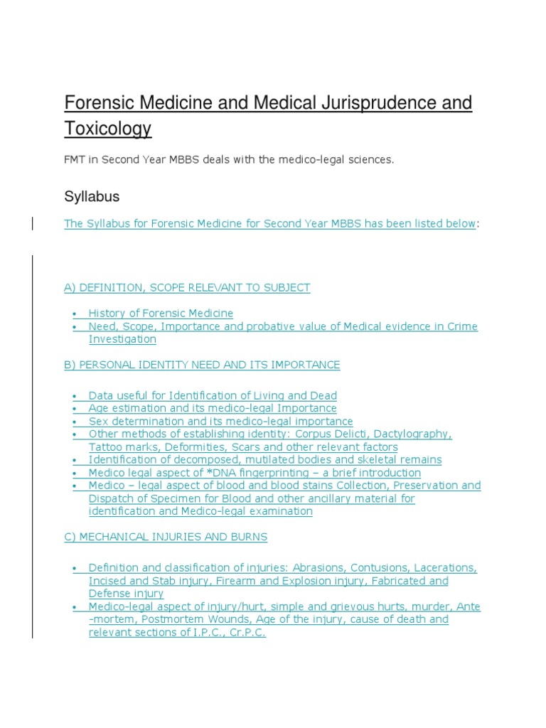 Forensic Medicine And Medical Jurisprudence And Toxicology Forensic Science Sexual Intercourse