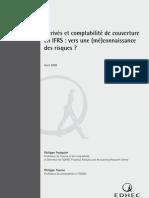 EDHEC Working Paper Dérivés et comptabilité de couverture en IFRS
