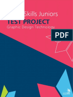 Graphic Design Test Project WSK2019_TPWSJ02_EN