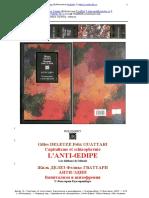 Делез & Гваттари - Капитализм и анти-эдип